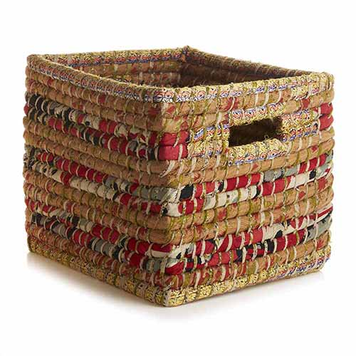 Large Chindi Wrap Basket