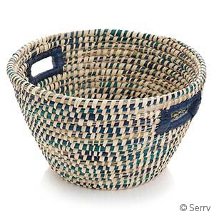 Riverside Bucket Basket