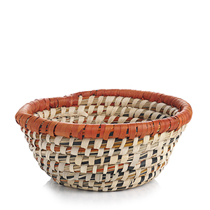 Countryside Round Kaisa Grass Basket