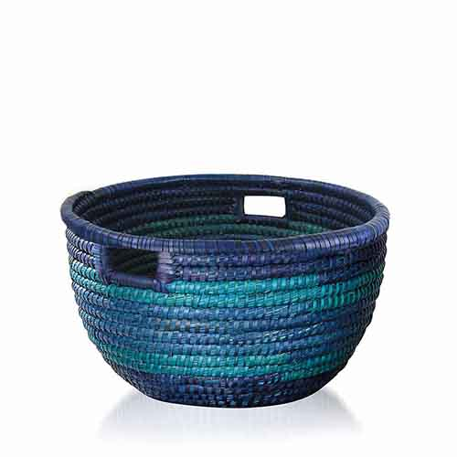 Ultramarine Bucket Basket (XL)