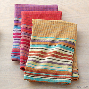 Terrace Dish Towels Set of 3