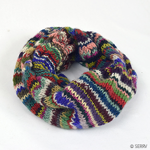 Infinity Remnants Scarf