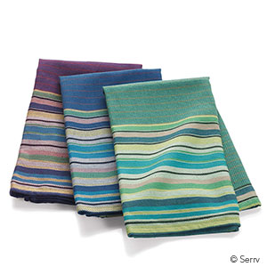 Garden Dish Towels Set of 3