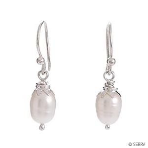 Sweet Pearl Earrings