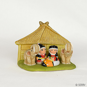 Thai Nativity