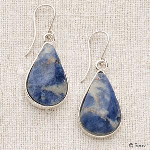Blue Skies Earrings