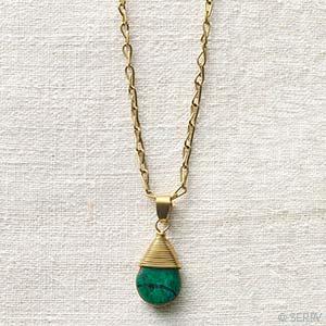 Festival Pendant Necklace