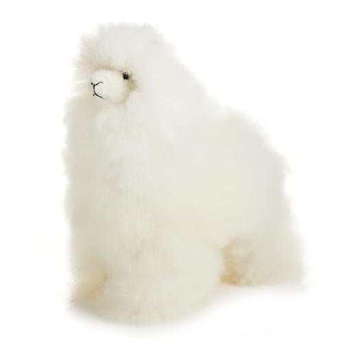 Highland Alpaca - Medium White