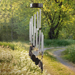 Kawayan Spiral Dreamcatcher Wind Chime