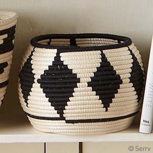 Rwandan Diamonds Basket