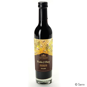 Rooibos & Honey Balsamic Vinegar Reduction