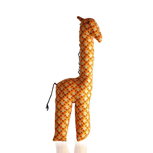 Large Kitenge Giraffe