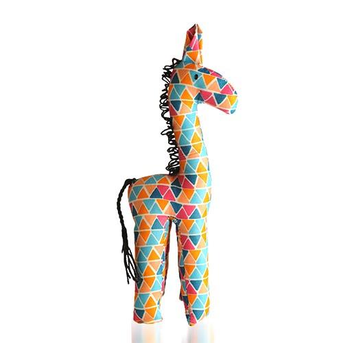 Medium Kitenge Giraffe