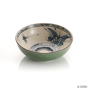 Dragonfly Small Serving Bowl