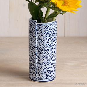 Delicate Vine Vase & Utensil Holder