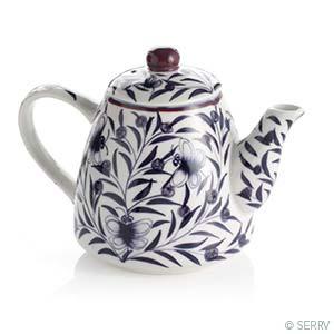 Morning Mountain Teapot