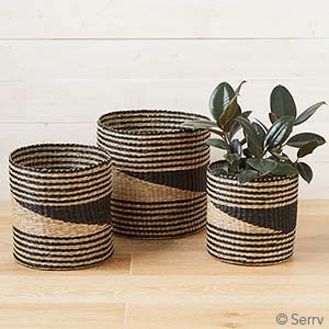 Sea Grass Balance Basket Set