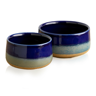 Farmhouse Nesting Bowls Set - Tricolor