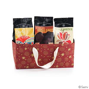 Coffee Sampler Gift Bag