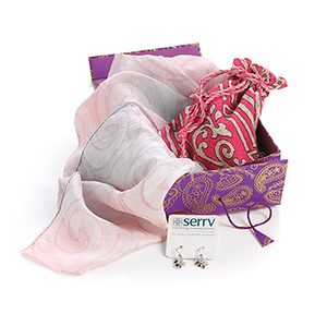 Pretty in Pink Accessories Gift Box