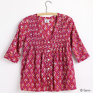 Favorite Tunic - Rosy