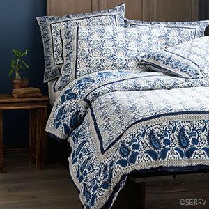 Jaipur Silkscreen Bedding