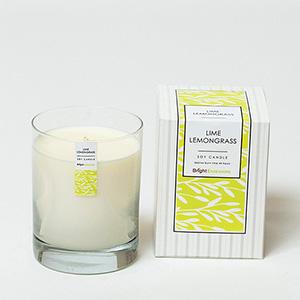Lime Lemongrass Candle