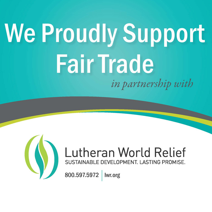 LWR Table Sign