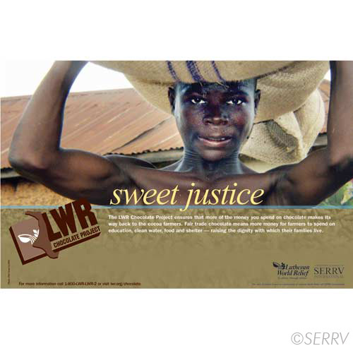 LWR Chocolate Project Poster