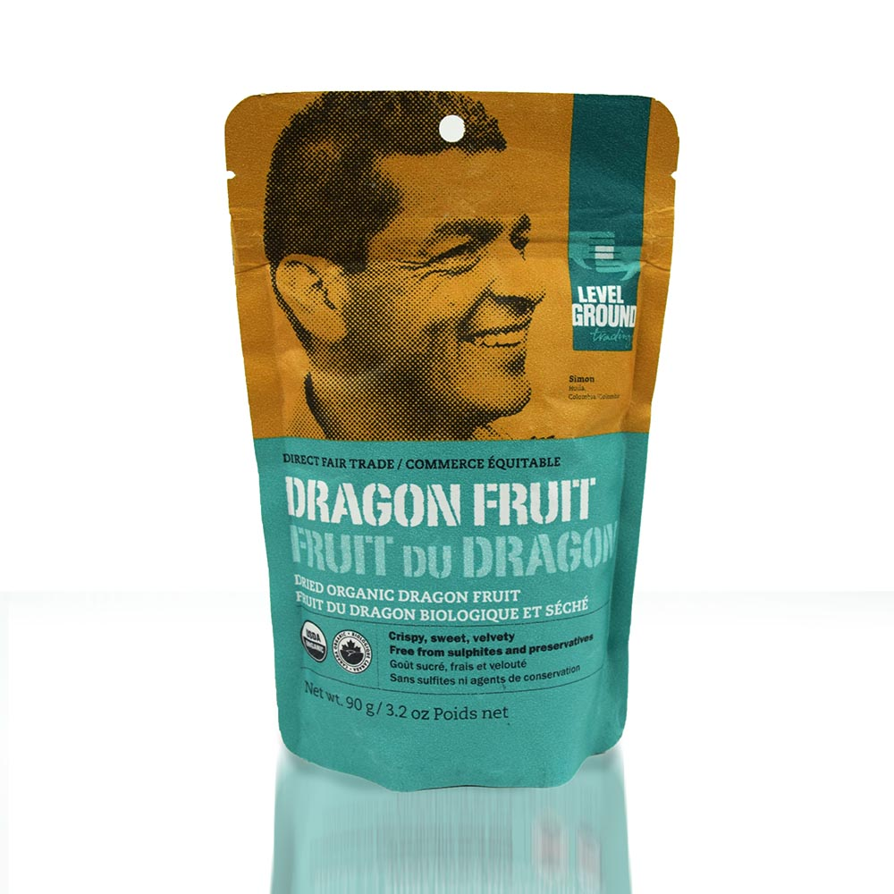 Dried Dragon Fruit