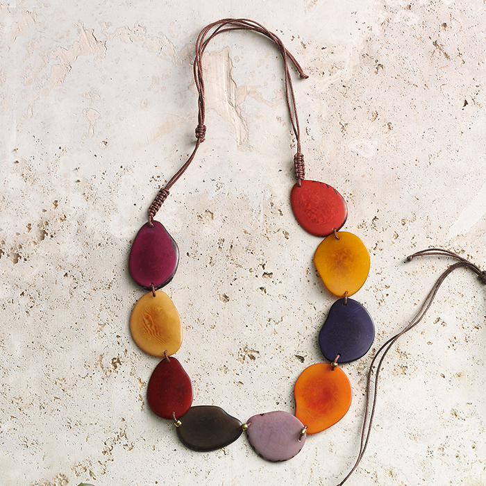 Compassion Tagua Necklace