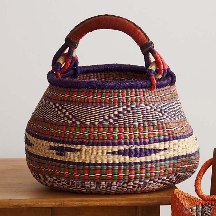 Manzini Market Basket