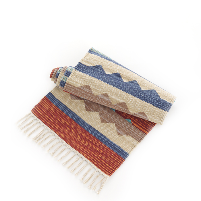 Agra Kilim Table Runner