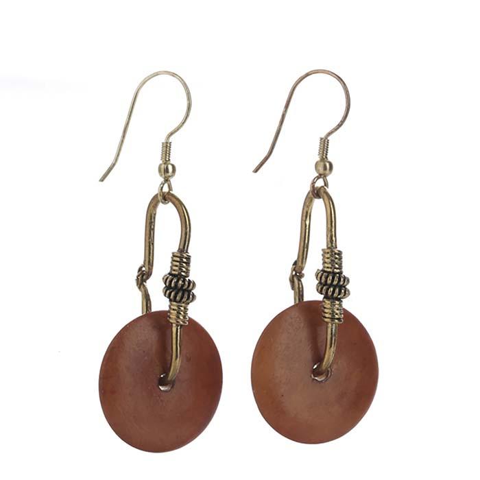 Freewheel Earrings