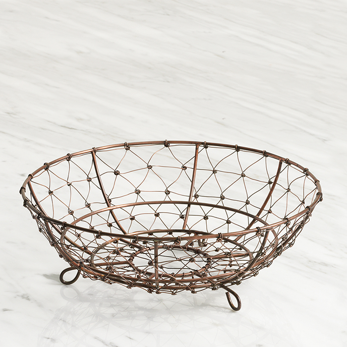 Wire Footed Bowl