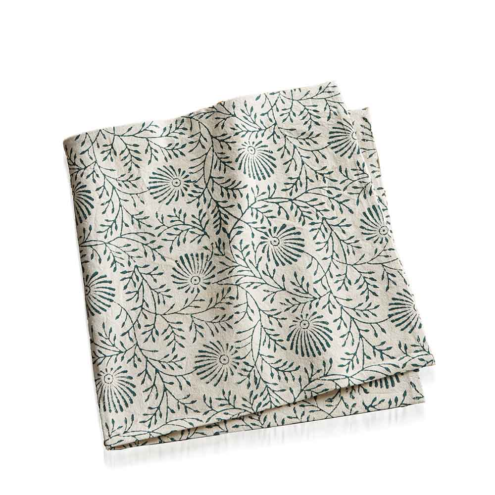Spruce Wildflower Napkins Set of 2