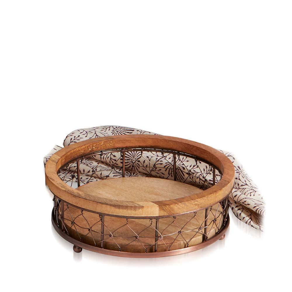 Small Mango Mesh Basket