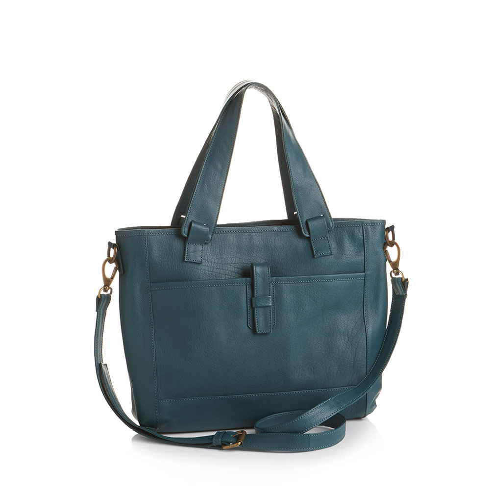 All-For-One Leather Bag