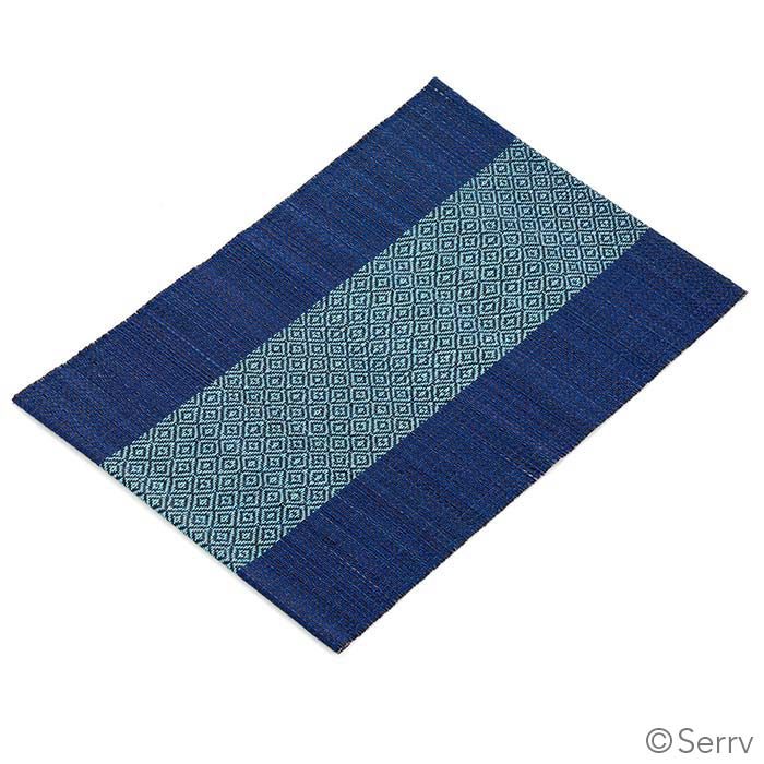 Woven Madur Set of 2 Placemats