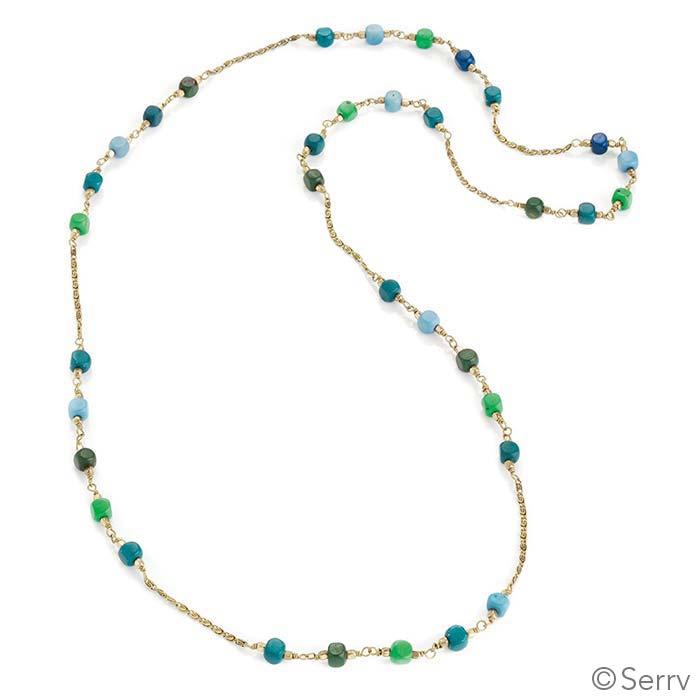 Emergent Necklace