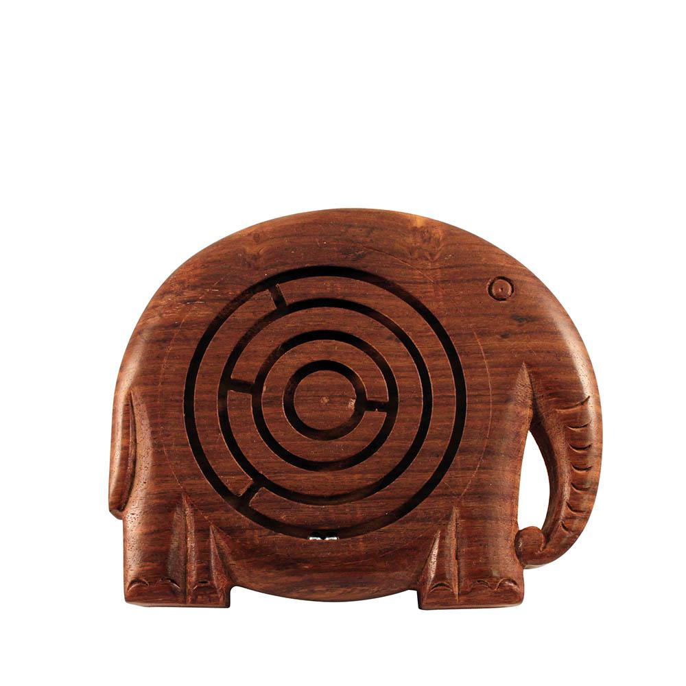 Elephant Maze Game