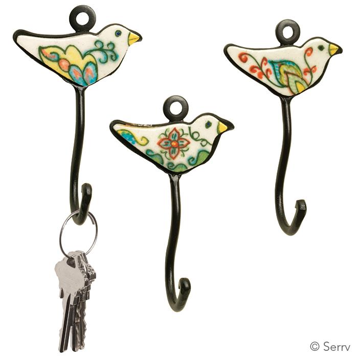 Little Bird Hooks Set