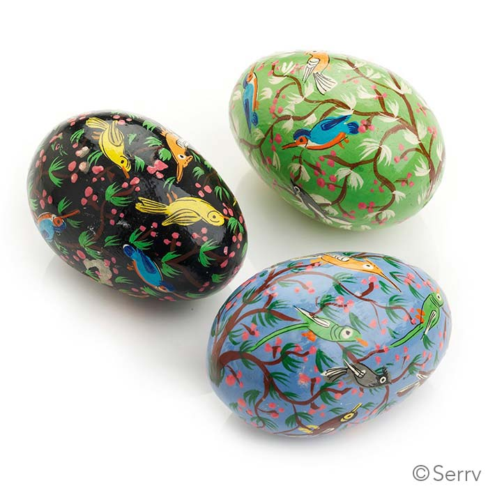 Birdie Kashmiri Eggs