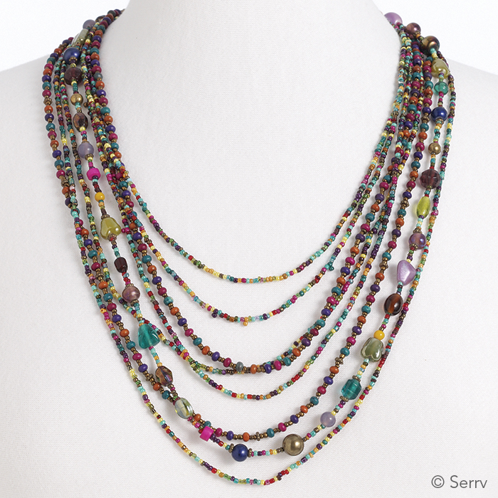 Layered Multi Necklace