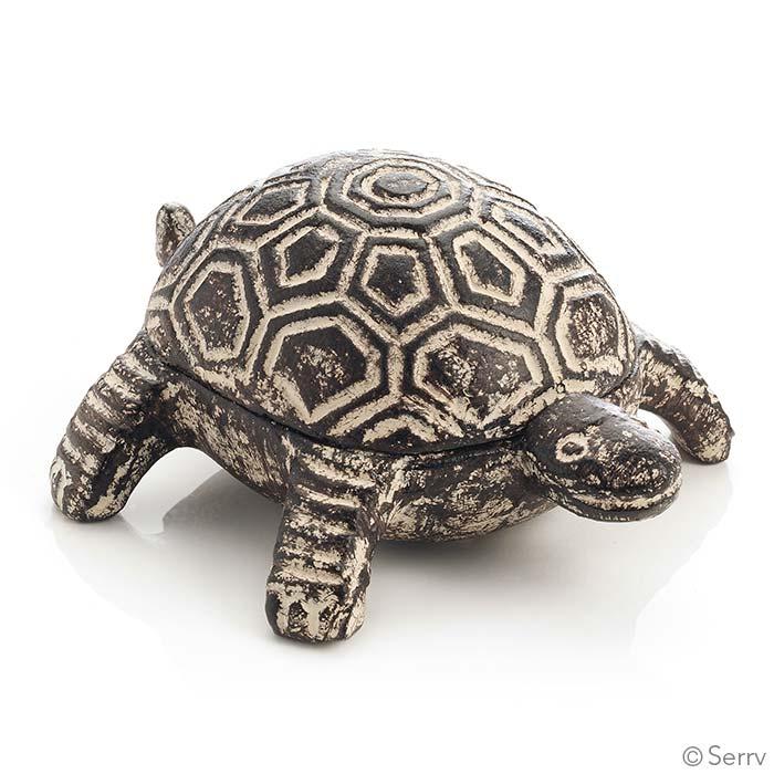 Metal Turtle Box
