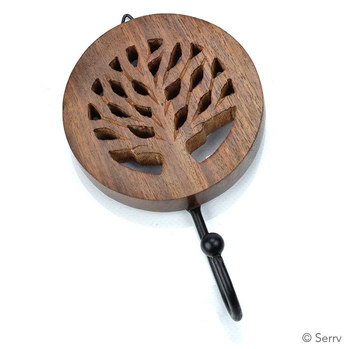 Mini Tree of Life Hook