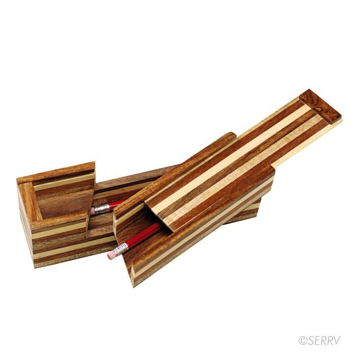 Secret Pencil Box