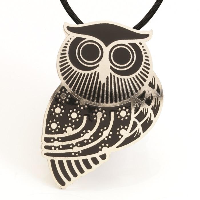 Ollie Owl Pendant