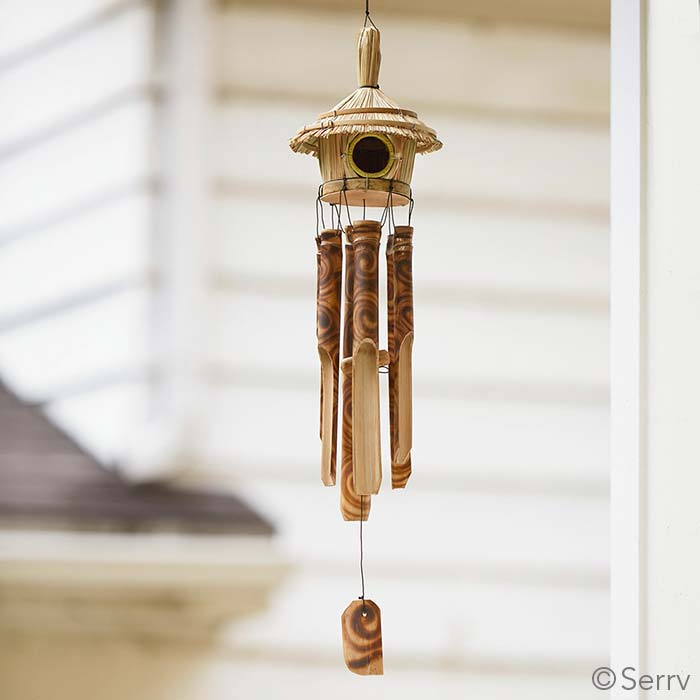 Little Birdhouse Wind Chime