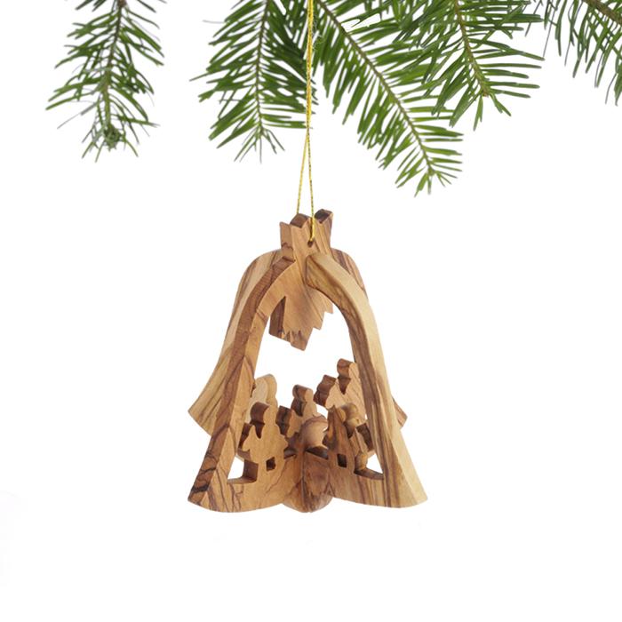 Road to Bethlehem Ornament